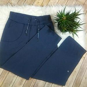 Lululemon Navy Blue Sweat Pants